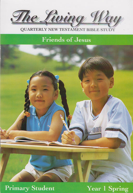 PRIMARY 1-3 ST - Friends of Jesus