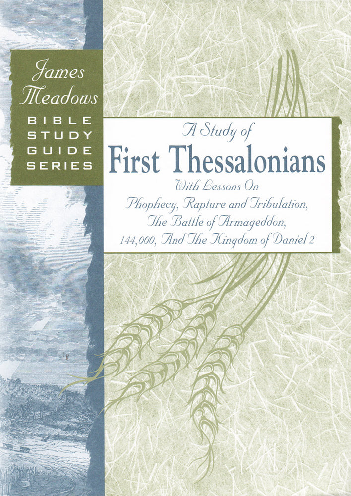 A Study of 1 Thessalonians