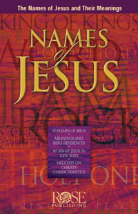 Names of Jesus Pamphlet