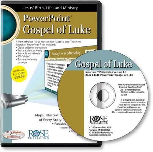 PowerPoint Gospel of Luke