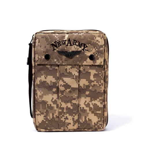 Bible Cover New Army Light Camo Large
