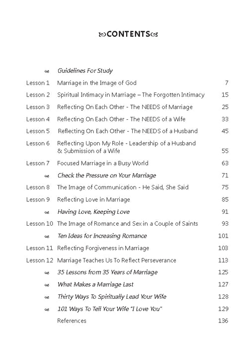 Marriage: A Reflection of God's Image - Downloadable Single User PDF