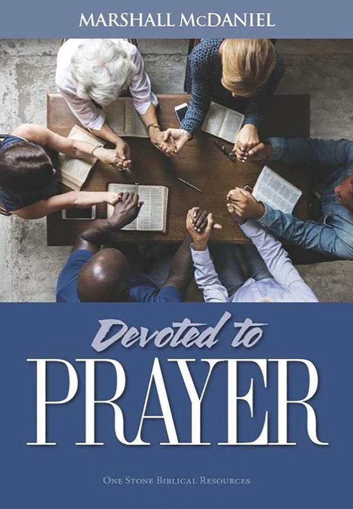 Devoted to Prayer - Downloadable Answer Key PDF