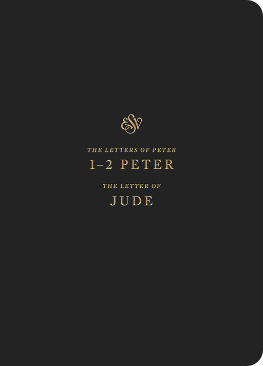ESV Scripture Journal: 1-2 Peter & Jude