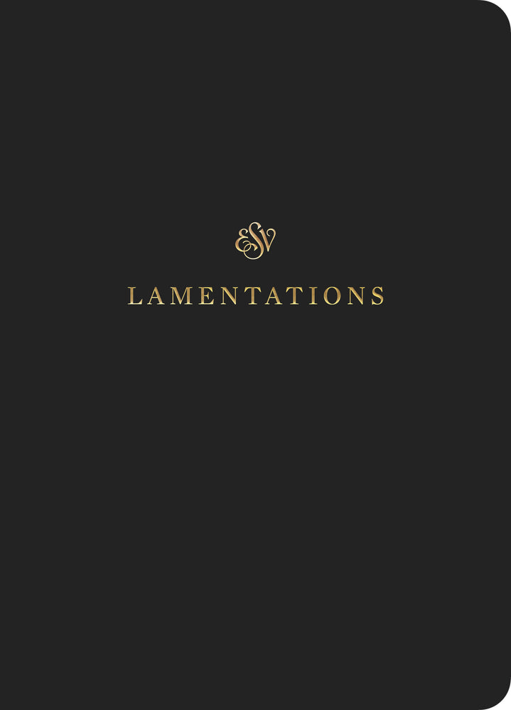 ESV Scripture Journal: Lamentations