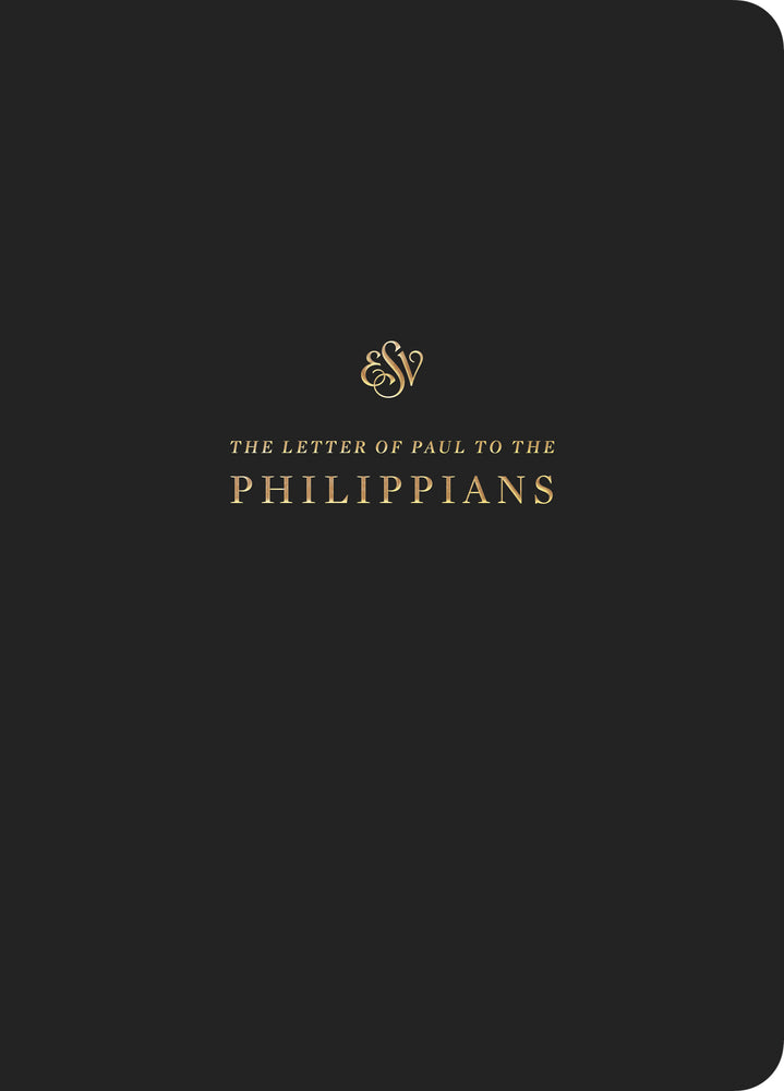 ESV Scripture Journal: Philippians