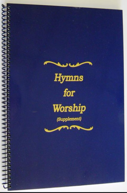 Hymns for Worship Supplement Hymnal - Spiral Bound
