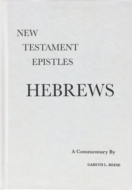 Reese N.T. Epistles - Hebrews