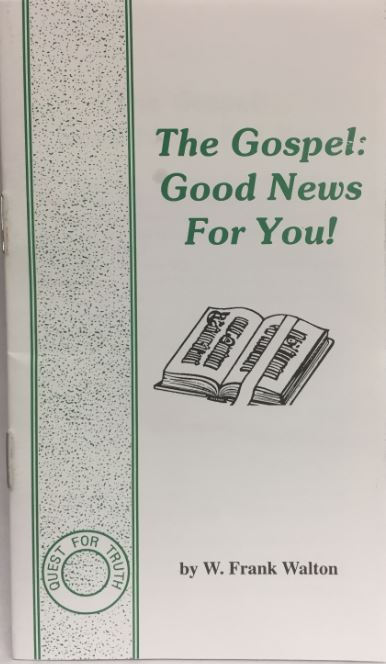 The Gospel: Good News For You!