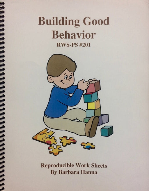 Building Good Behavior Book