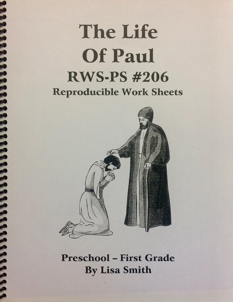 The Life of Paul Book