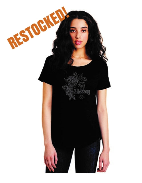 Sacred Selections Ladies Tee - Every Child