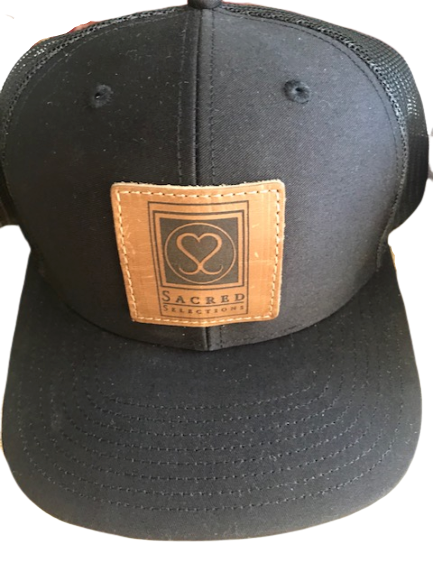 Sacred Selections Hat, 2 colors available