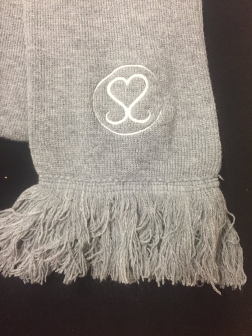 Sacred Selections Knitted Scarf - 2 Colors Available