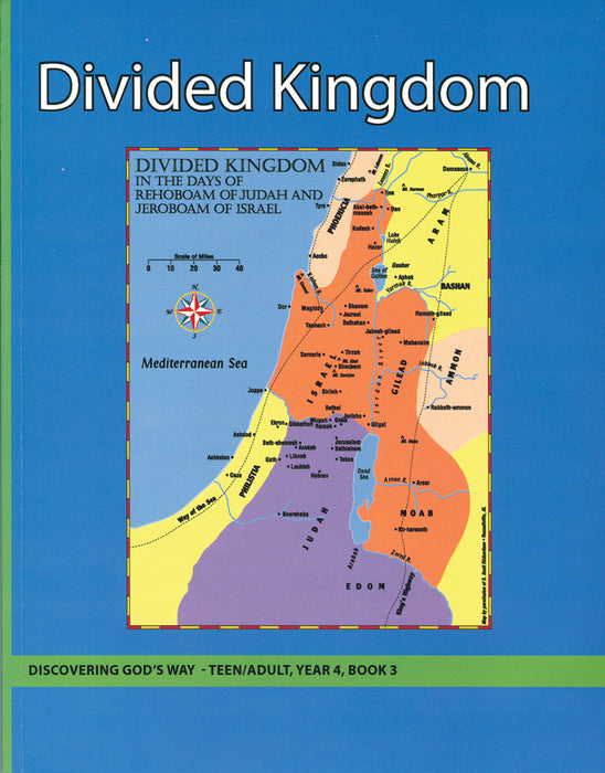 Divided Kingdom (Teen/Adult 4:3)