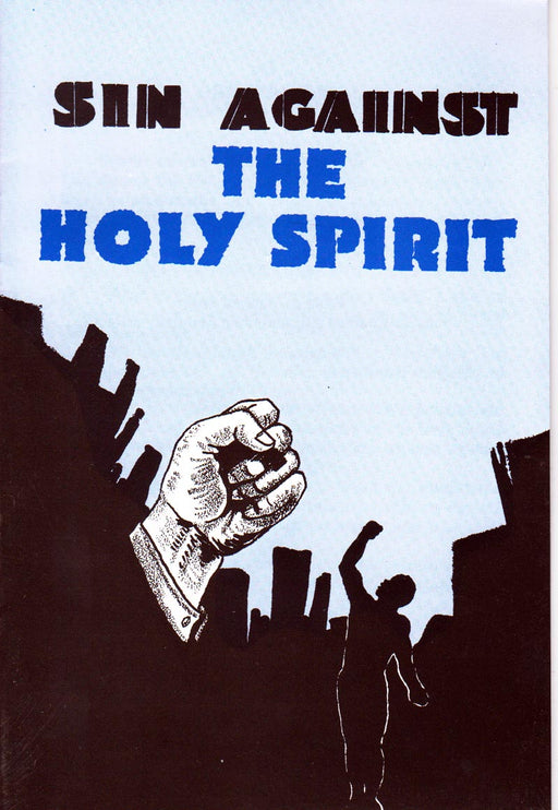 Sin Against the Holy Spirit