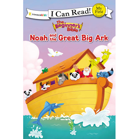Noah and the Great Big Ark - I Can Read Book