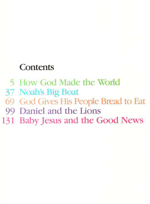 Read Aloud Bible Stories 3