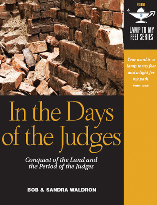 In The Days Of The Judges (Lamp to My Feet Book 3)