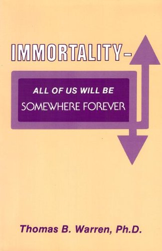 Immortality - Somewhere Forever