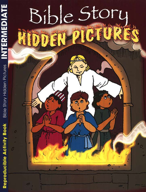 Bible Story Hidden Pictures - Intermediate Level