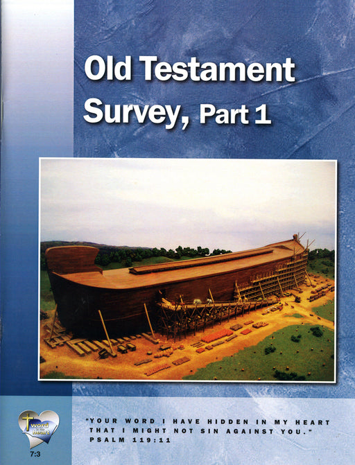 Old Testament Survey - Part 1