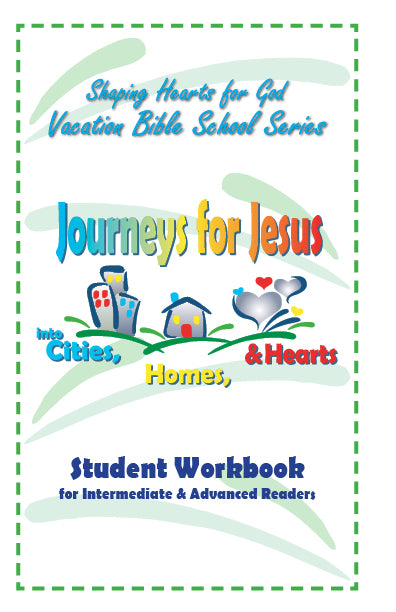 Journeys for Jesus Student Wkbk - Intermediate/adv. reader
