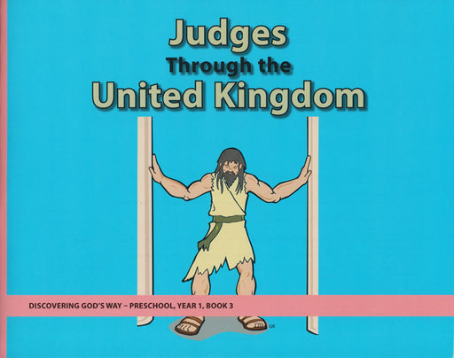 Judges Through the United Kingdom (Preschool 1:3)