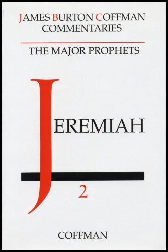 Coffman Commentary: Jeremiah
