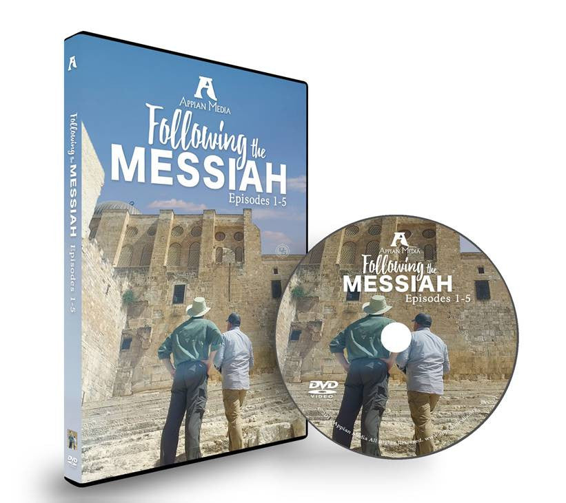 Following the Messiah - Episodes 1-5 DVD
