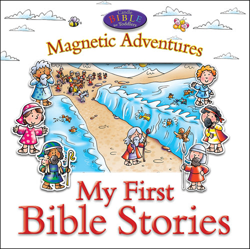 My First Bible Stories (Magnetic Adventures)