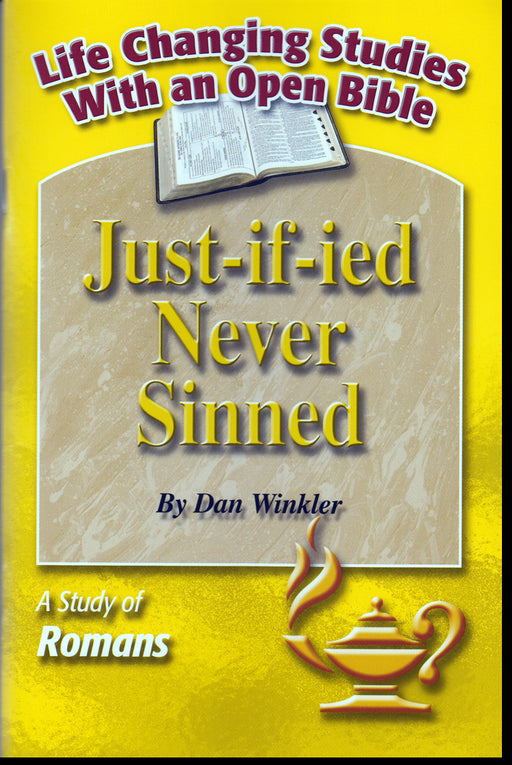 Just-if-ied Never Sinned