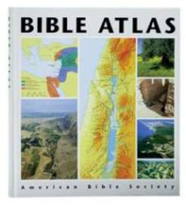Bible Atlas - American Bible Society