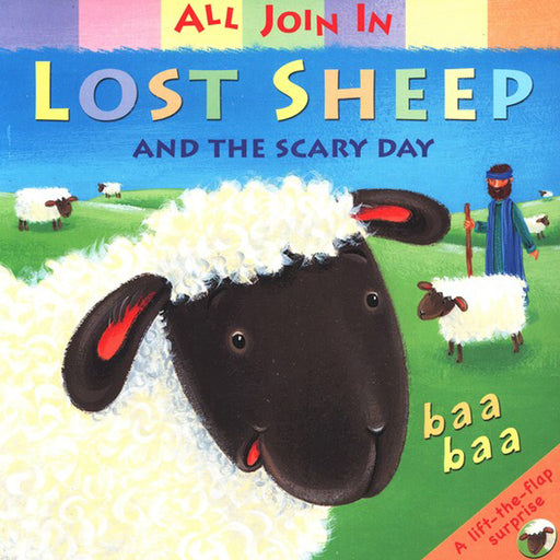 Lost Sheep and the Scary Day