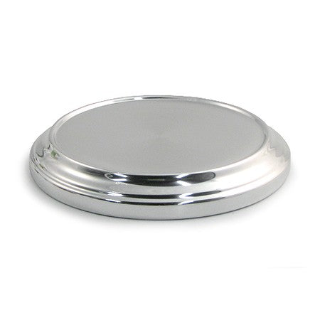 Polished Aluminum Bread Base