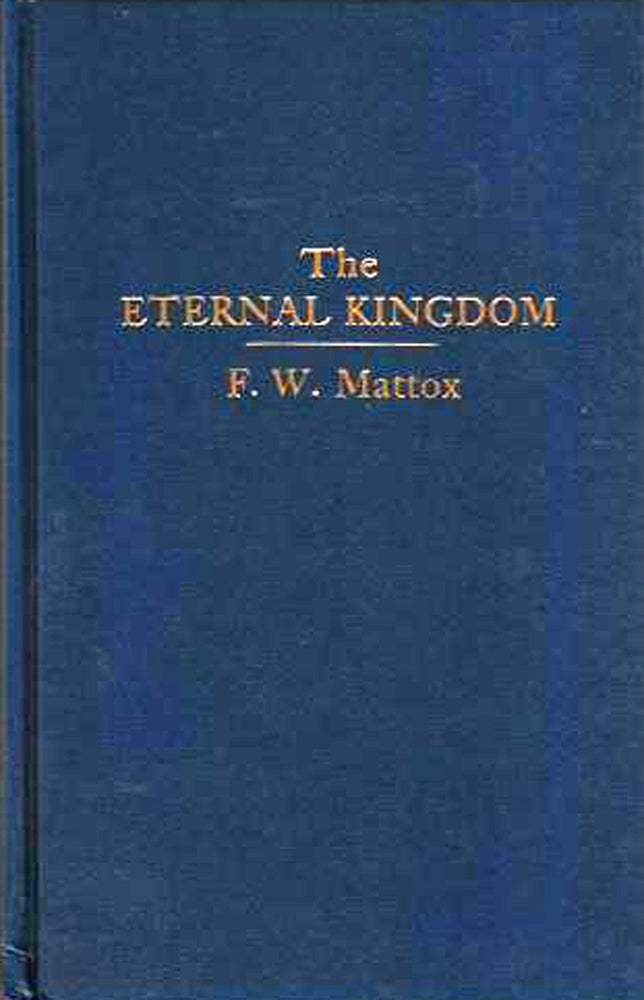 The Eternal Kingdom - Hardback