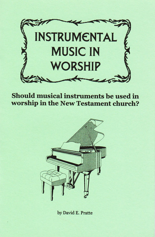 Instrumental Music in Worship