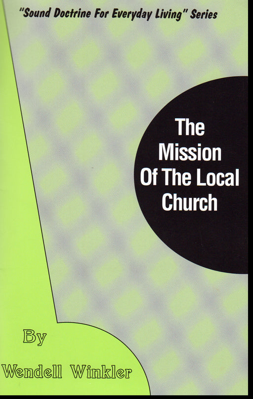 Mission of Local Church