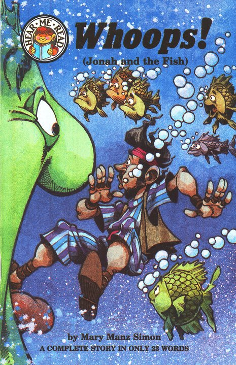 Whoops Jonah And The Fish One Stone Biblical Resources