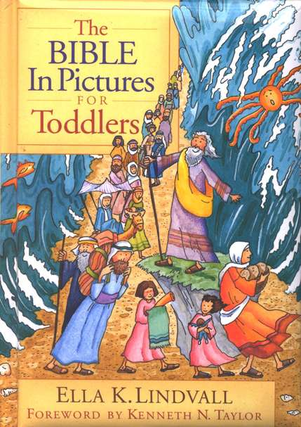 Bible in Pictures for Toddlers
