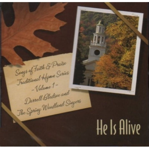 Songs of Faith & Praise: He is Alive - CD 10