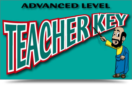 Advanced Teacher Key Lessons 391-416