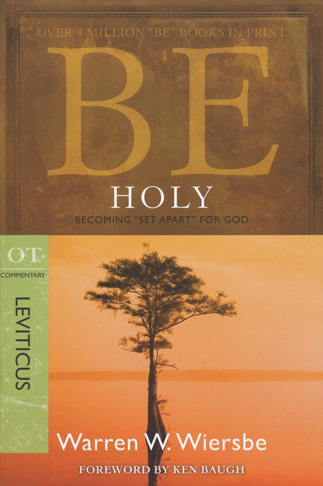 Be Holy - Leviticus
