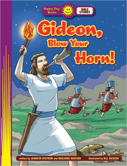 Gideon, Blow Your Horn
