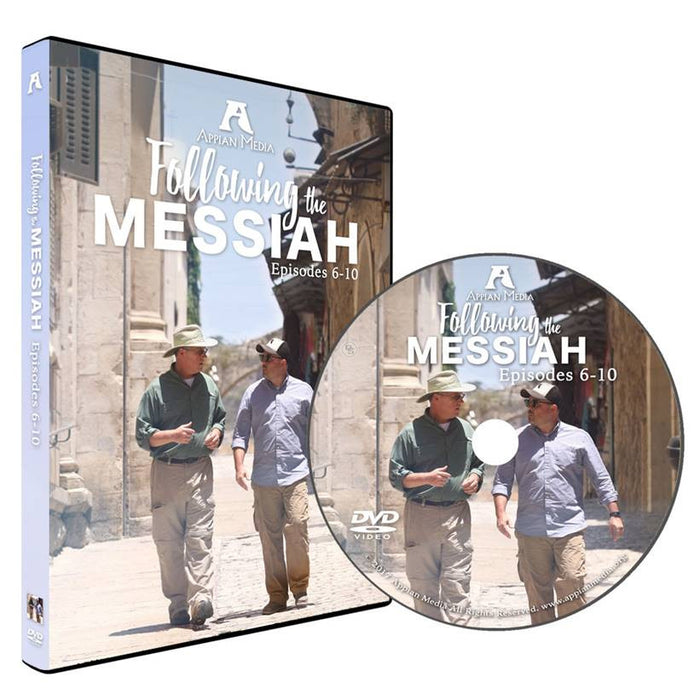 Following the Messiah Episodes 6-10 DVD