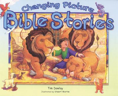Changing Picture Bible Stories Old Testament