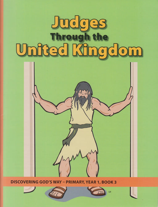Judges Through the United Kingdom (Primary 1:3)