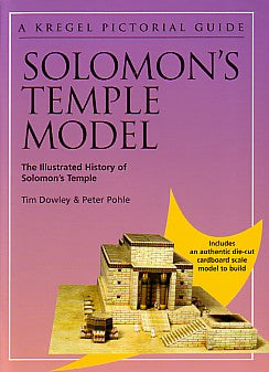Kregel Pictorial Guide Solomon's Temple Model