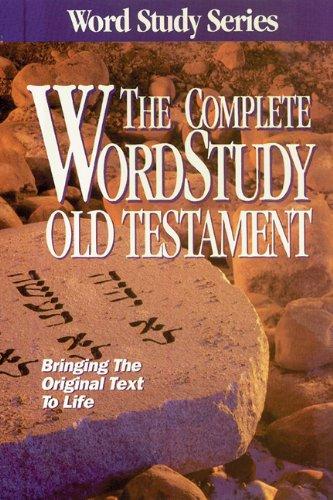 The Complete Word Study:  Old Testament