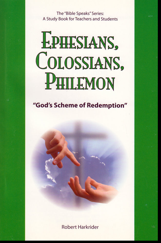 Ephesians Colossians Philemon